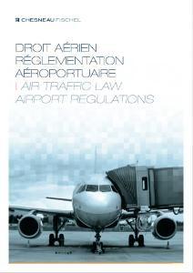 couverture droit aerien reglementation aeroportuaire